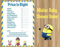 minion baby shower ideas minion baby shower invitation template meichu2017 me