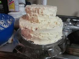 diy wedding cake best wedding cake white almond buttercream with
