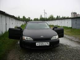 lexus es300 cost 1994 lexus es300 pictures 3 0l gasoline ff automatic for sale