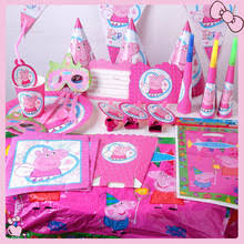 peppa pig party supplies buy peppa pig party and get free shipping on aliexpress