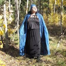 blue wizard cloak merlin s realm