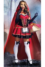 little red costume red riding hood costume little red