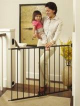 Safety Gate For Top Of Stairs With Banister Best Baby Gates 2017 Safest And Most Secure Mommyhood101 Your
