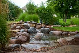 small ponds pack a punch c e pontz sons landscape contractors