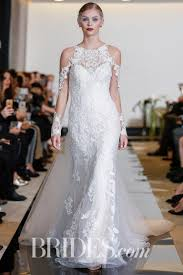 the shoulder wedding dresses wedding dresses with statement sleeves from the
