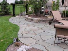 20 best stone patio ideas for your backyard flagstone patio