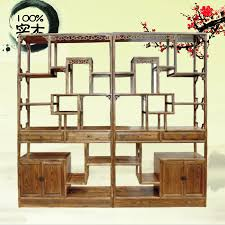 wood partition livable shelf ming and qing antique wood antique wood partition
