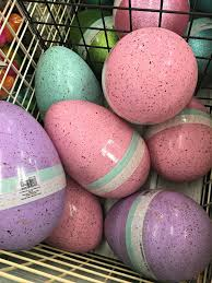 large easter eggs make an easter egg topiary celebrate decorate