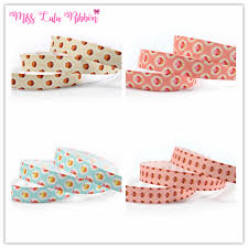 ribbon candy where to buy aliexpress buy 6mm 75mm cupcake printed grosgrain ribbon