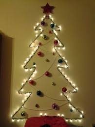 Christmas Decorations Wall Tree by Diy Wall Christmas Tree My 3 D Wall Christmas Tree Christmas
