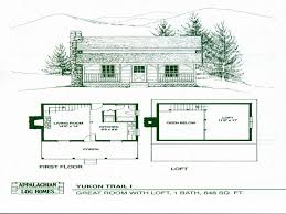 loft cabin floor plans cabin floor plans small with loft open home one 69d1dac1994b7295