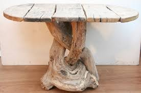 Driftwood Outdoor Furniture by Driftwood Dining Table Driftwood Patio Rustic T Folksy