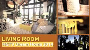 hgtv dream home 2014 living room video hgtv