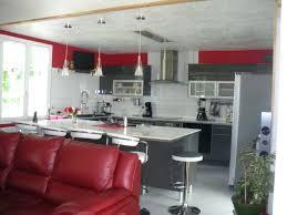 decoration en cuisine deco cuisine deco cuisine grise et photo des photos