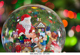 a christmas snow snowglobes stock photos snowglobes stock images alamy