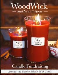 Home Interior Fundraiser Woodwick Candle Fundraising Candles Crackle When They Burn