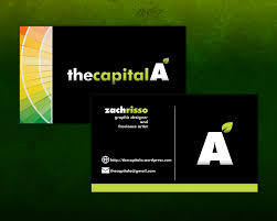New Business Cards Designs Business Card