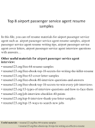 best ideas of airport customer service agent sample resume with