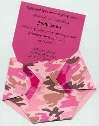 items similar to hunting pink camo baby shower invitation u2013 design