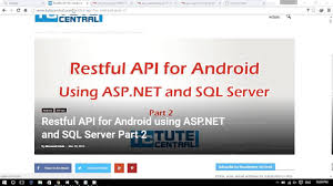 android sql how to connect sql server database to android app using json