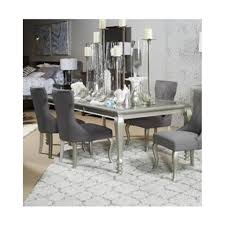silver dining room d650 35 ashley furniture rectangular dining room extension table