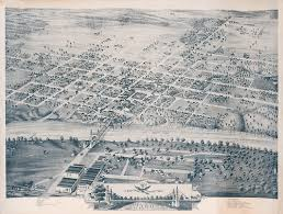 map waco mapping waco a brief history 1845 1913 the collection
