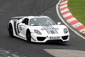martini livery bmw porsche 918 spied in martini livery 6speedonline
