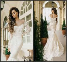 fitted wedding dresses milla 2016 mermaid wedding dresses lace styles fitted