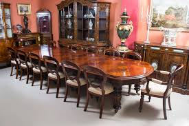 victorian dining room furniture dining room tables that seat 14 homes design inspiration