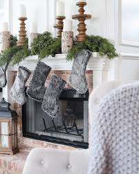 20 winning holiday mantels spotted on instagram brit co