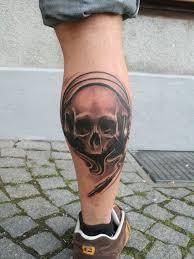 leg skull for designs