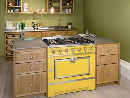 Ideas For Kitchen Islands In Small Kitchens Mini Island Idea For Small Urban Kitchens By La Cornue