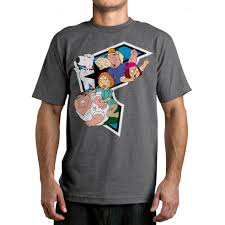 and straps fcp collaborate for family t shirt