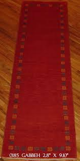 contemporary runners arrediamo the santa fe rug store handmade