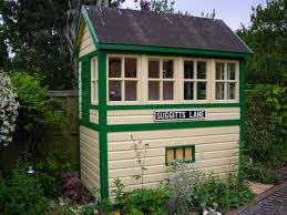 signal shed middleton garden railway signal box