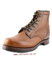 s leather work boots nz cheap cheap frye lace up toe leather work boot