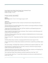 resume deans list rosalee laws curriculum vitae 2016