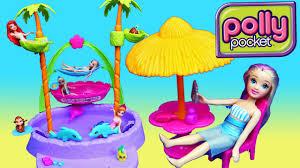 disneycartoys polly pocket color change dolls u0026 frozen elsa toys