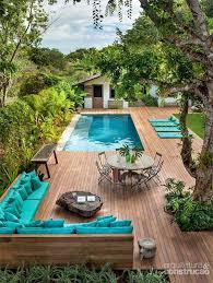 Pool Ideas For Backyards Backyard Swimming Pool Designs Kwameanane