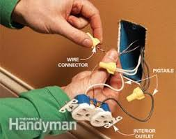how to add an outdoor electrical box family handyman