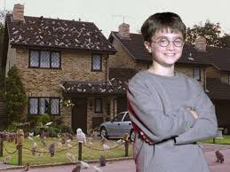 harry potter u0027 dursley house for sale business insider