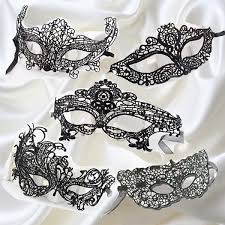 lace masquerade masks for women women black lace party masquerade mask 11street malaysia party