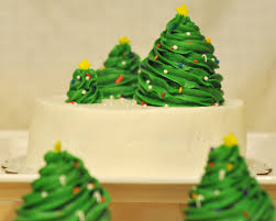 Easy Home Cake Decorating Ideas by Beki Cook U0027s Cake Blog Simple Christmas Cake