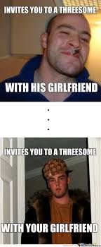 Scumbag Steve Meme - good guy greg vs scumbag steve by soulpower meme center