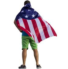 Seoul Flag Amazon Com Freedomcapes American Flag Cape Costume Clothing