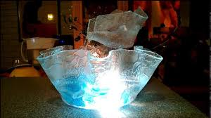 proulx glass designs fused glass tabletop water fountain youtube