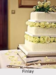 finlay wedding cake page