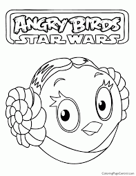 luke leia coloring pages coloring