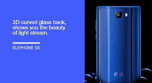 Glass Back by How Is The Lumia 3d Glass Back Cover Of Elephone S8 Tempered