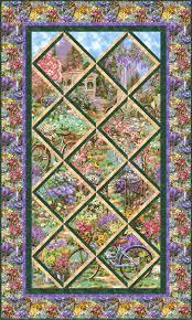 free pattern flower market trellis equilter blogequilter blog